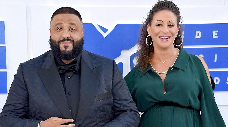DJ Khaled and Nicole Tuck