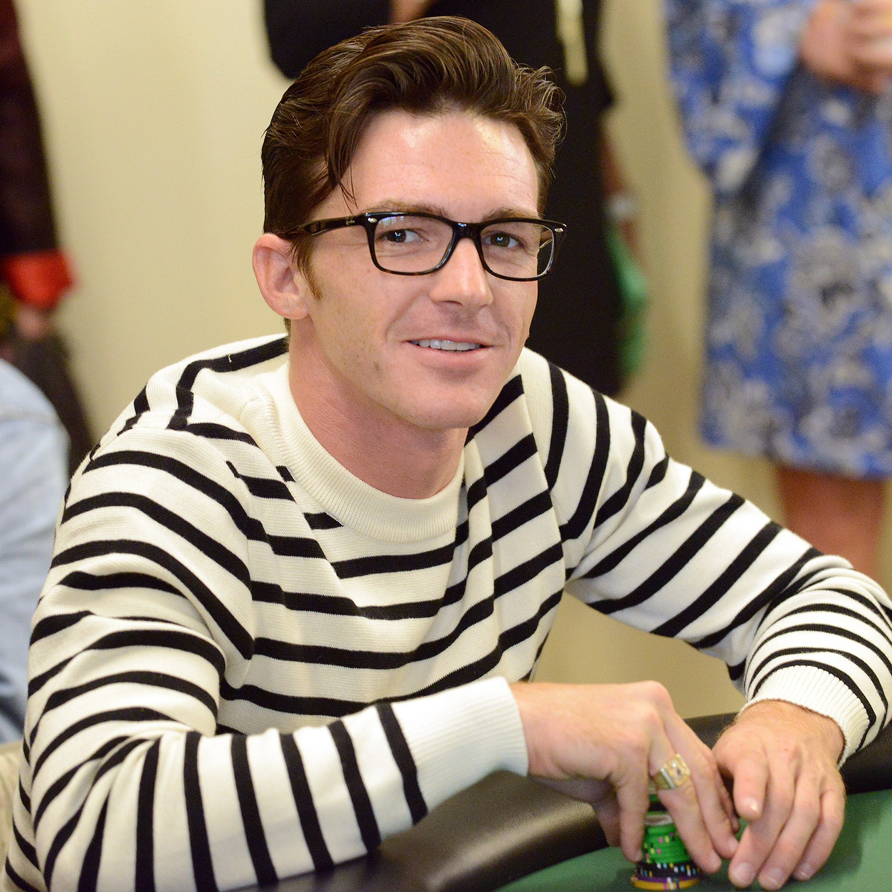 Drake Bell, Ed Asner And Friends Poker Tournament Benefiting Autism Society