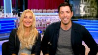 Emma Slater and Drew Scott Good Morning America