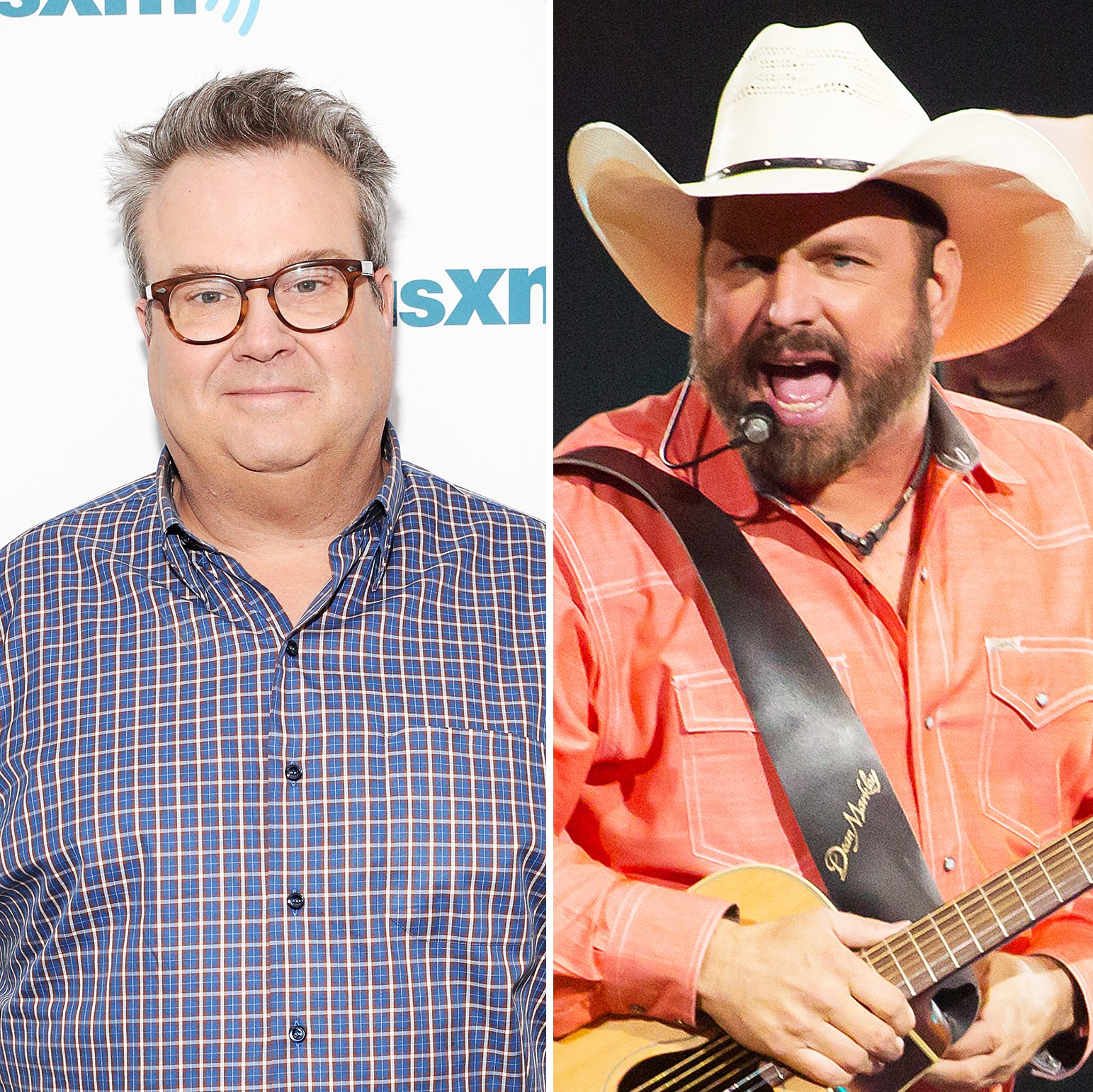 Eric Stonestreet Garth Brooks