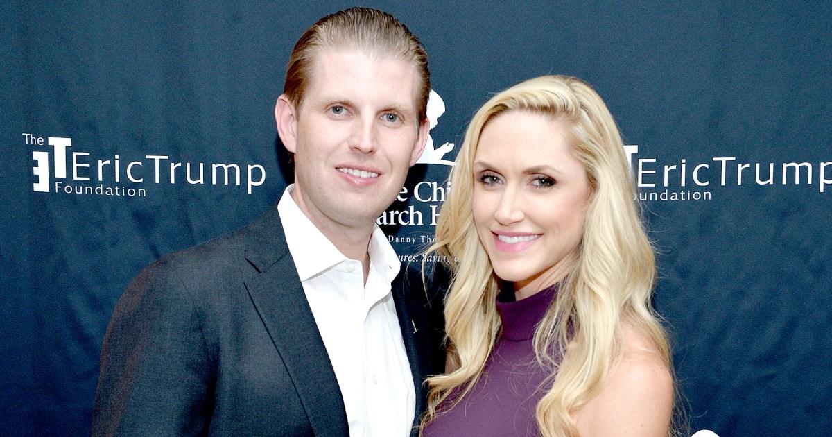 Eric Trump, Wife Lara Welcome Baby Boy First Photo-9073