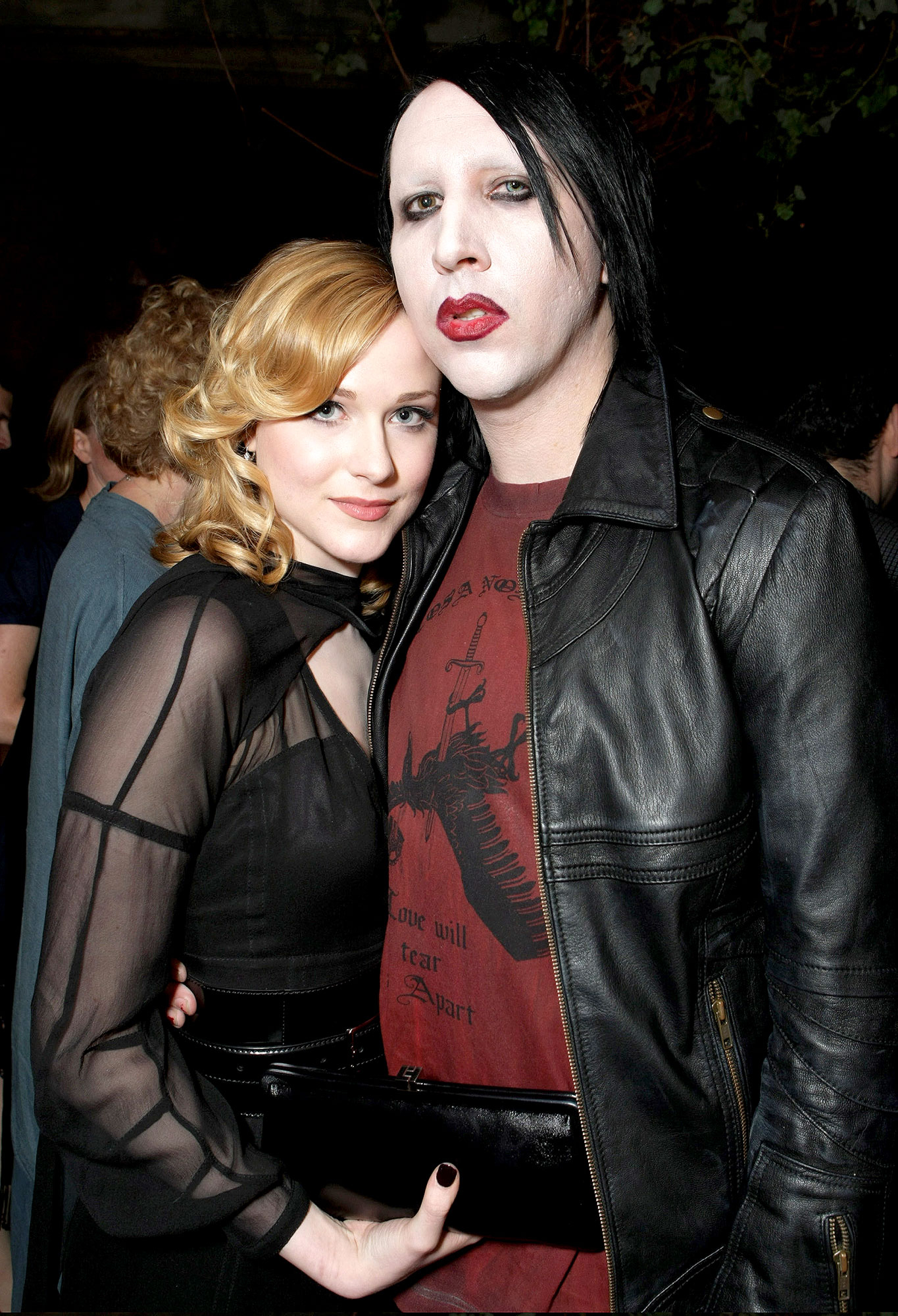 Who was marilyn manson dating