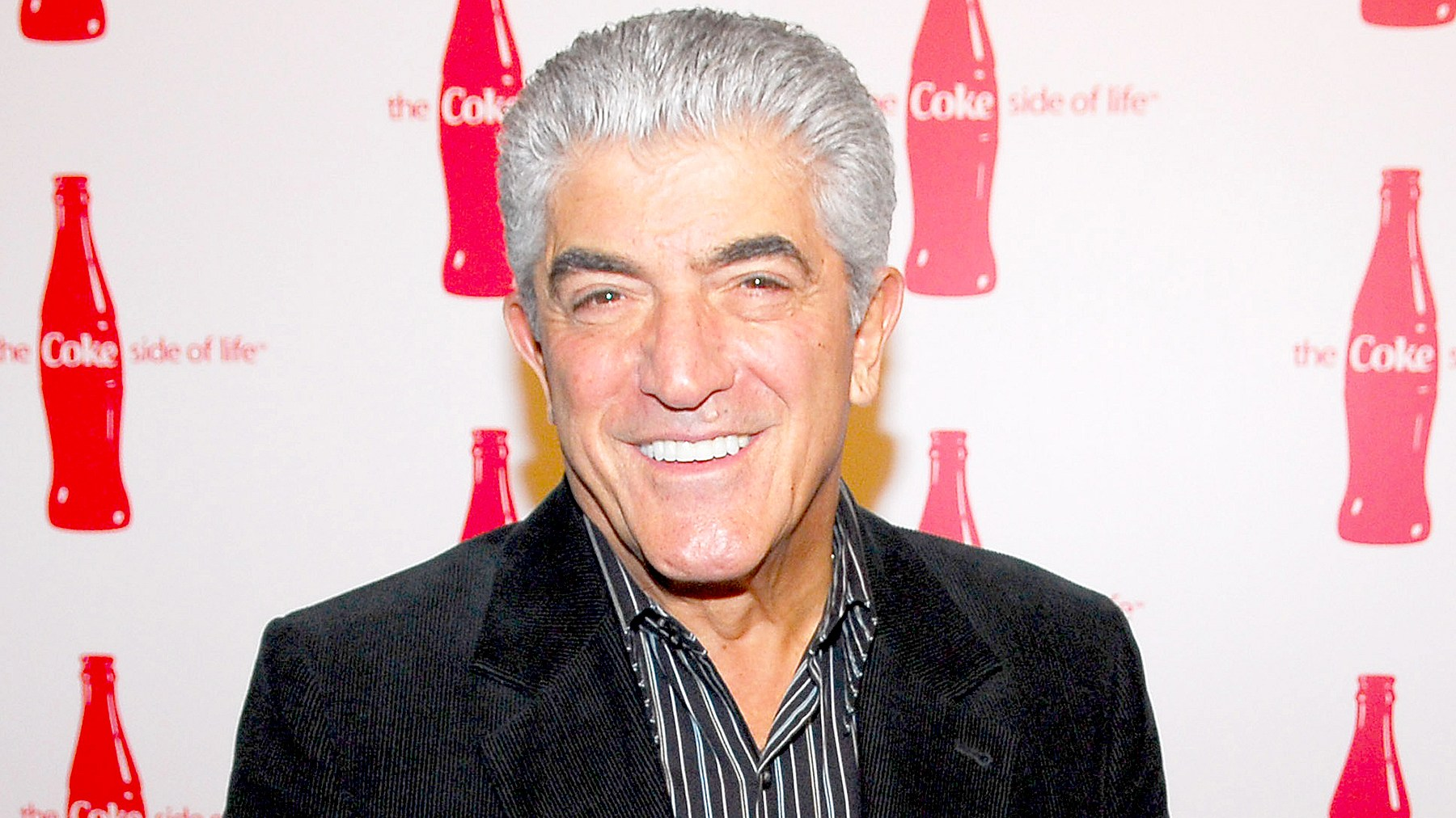 "Frank Vincent during Coca-Cola's ""Coke Side Of Life"" Launch Party with a Performance by Ne-Yo - March 30, 2006 at Capitale in New York City, New York, United States."