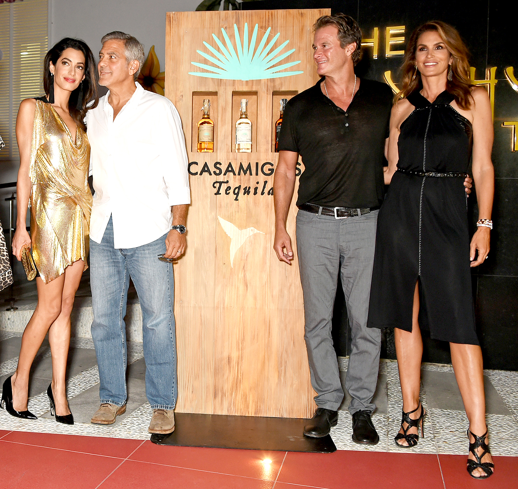 George Clooney Rande Gerber Sell Their Two Casamigos