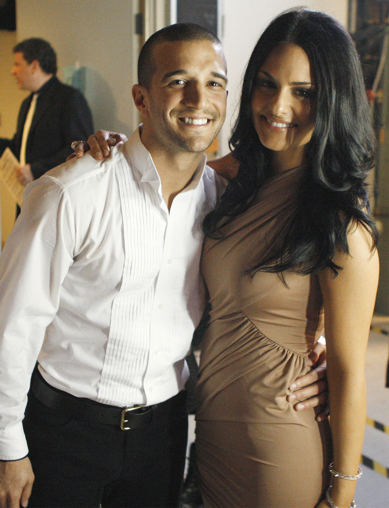 Is bristol palin hookup mark ballas