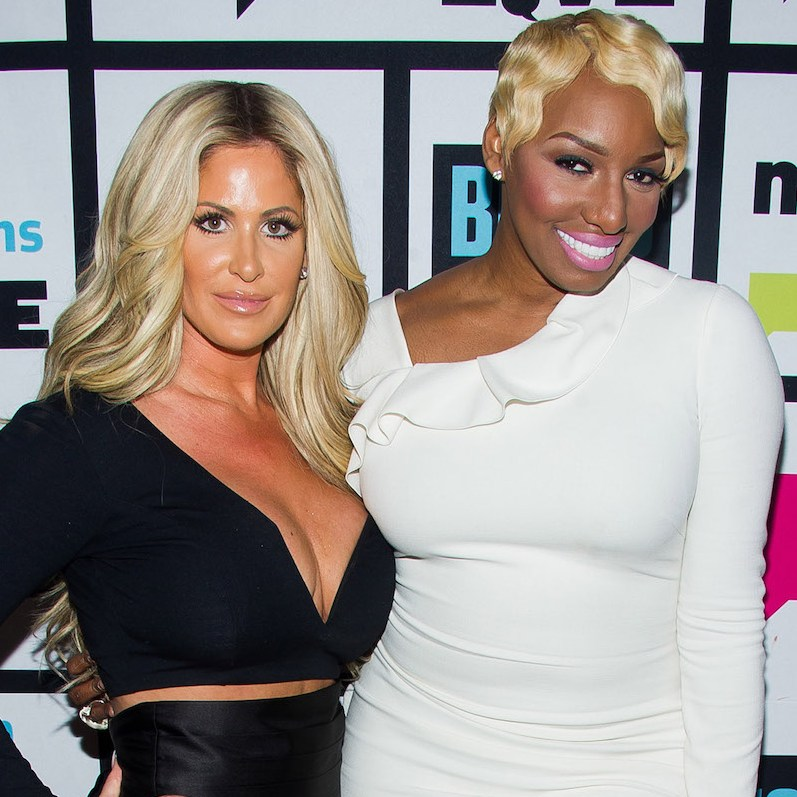 Kim Zolciak Hires Lawyer After NeNe Leakes' 'Racist' Claims