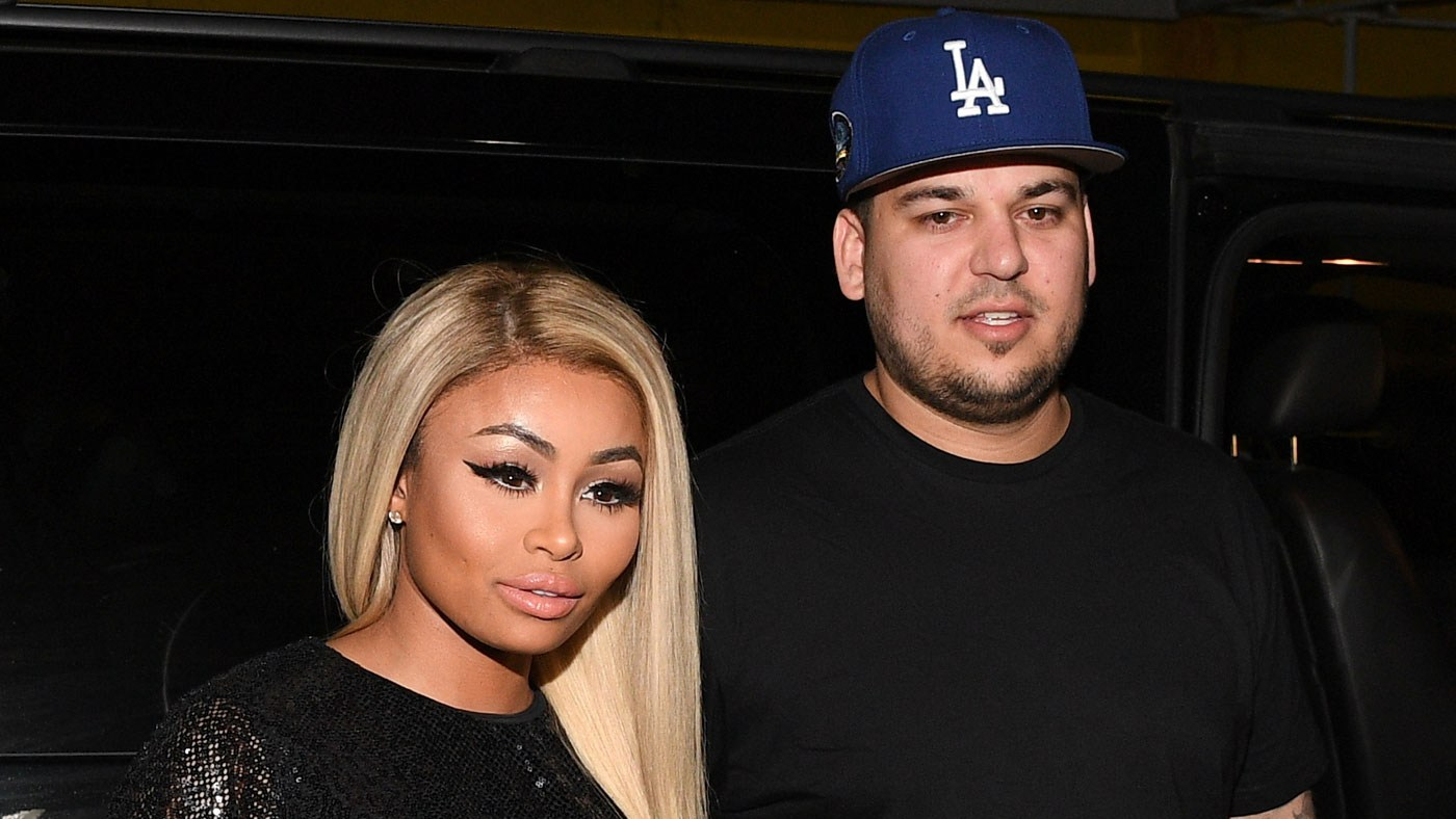 Rob Kardashian is taking Blac Chyna's training schedule seriously