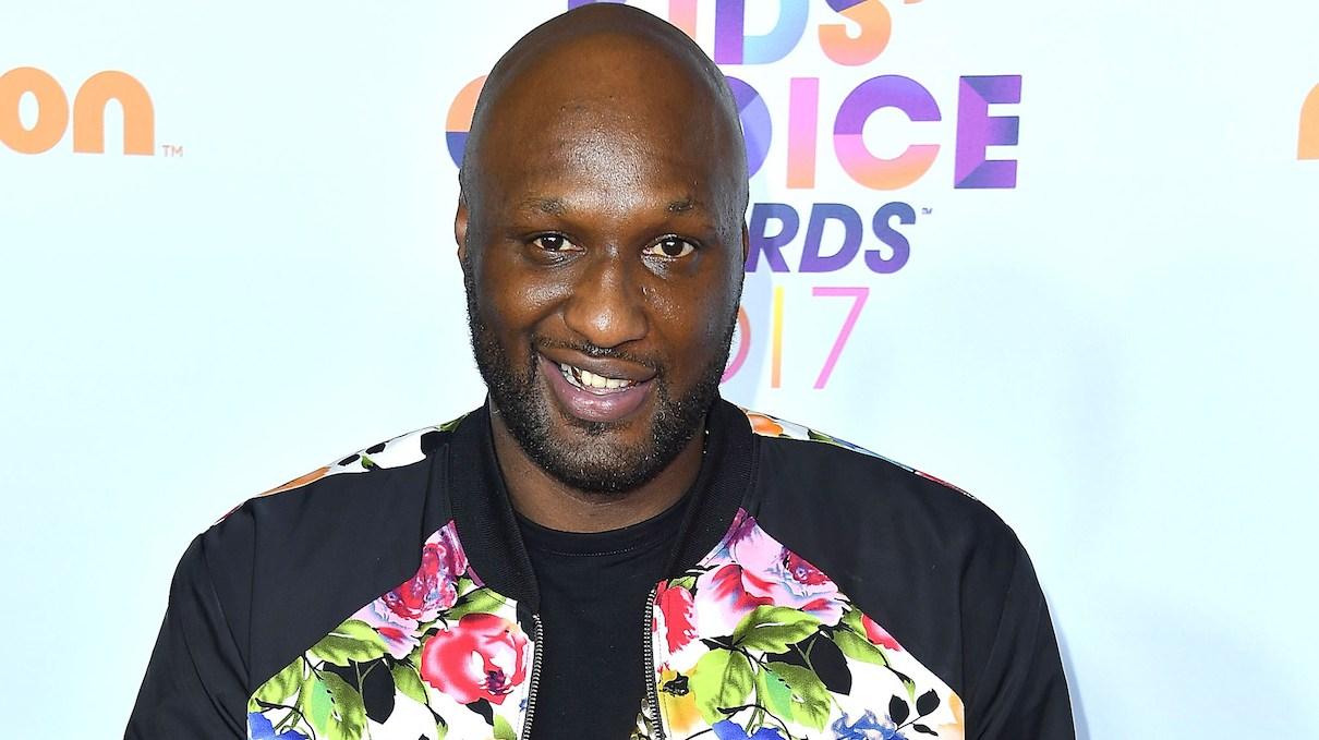 Lamar Odom Slams ESPN Host After Joke About Him Doing Crack