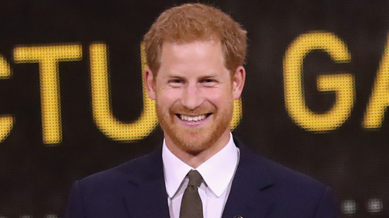 Prince Harry Visits Meghan Markle on the Set of 'Suits' in Toronto