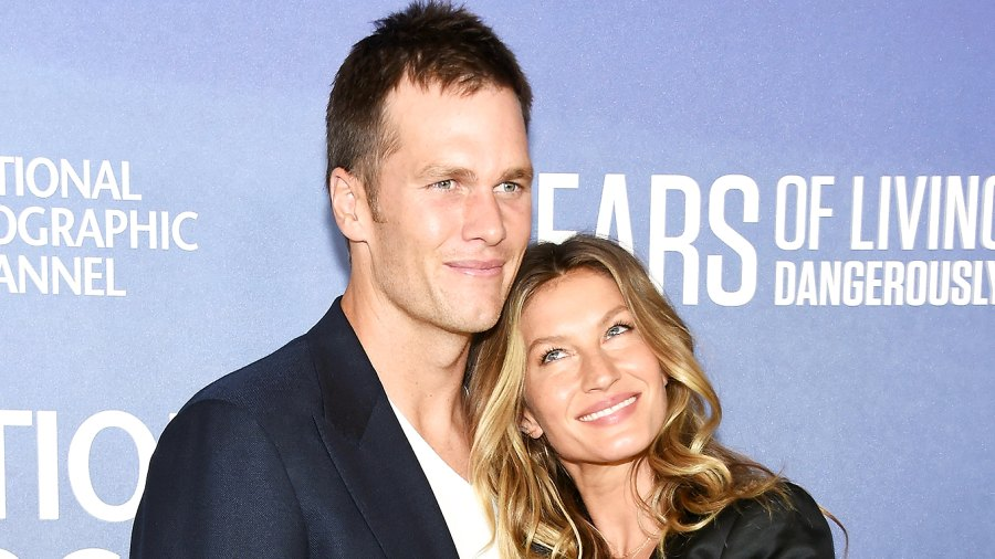 """Tom Brady and Gisele Bundchen attend National Geographic's """"Years Of Living Dangerously"""" new season world premiere at the American Museum of Natural History on September 21, 2016 in New York City."""