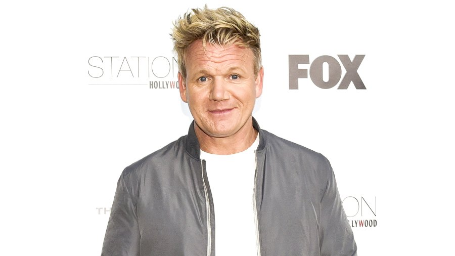 """Gordon Ramsay attends """"The F Word"""" celebration at Station Hollywood at W Hollywood Hotel on May 22, 2017 in Hollywood, California."""