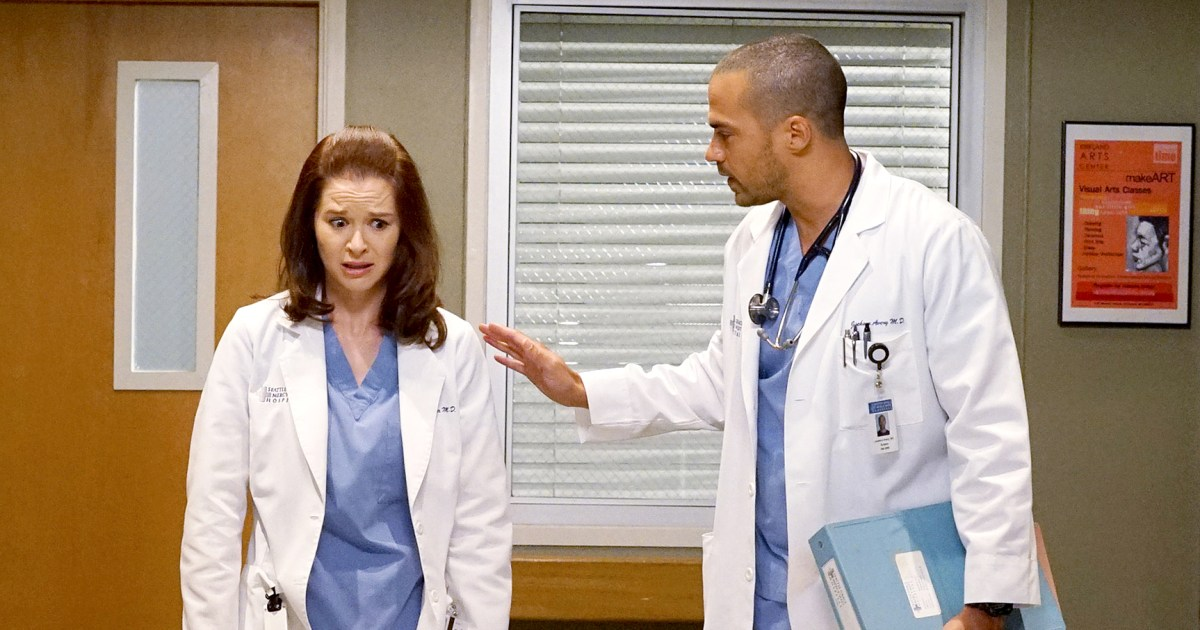 Grey\'s Anatomy\': April and Jackson\'s Baby Saga Takes Twist