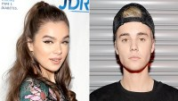 Hailee Steinfeld and Justin Bieber