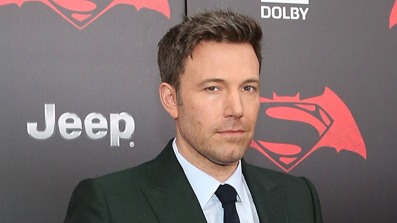 Ben Affleck attends the 'Batman v Superman: Dawn of Justice' premiere at Radio City Music Hall