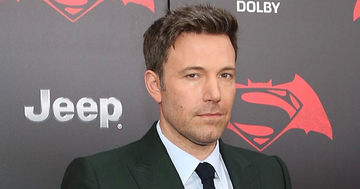 Ben Affleck Reveals Batman Advice He Got From Christian Bale