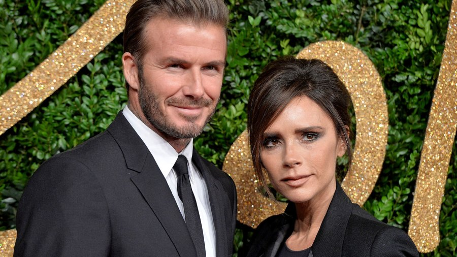 David and Victoria Beckham are celebrating 17 years of marriage