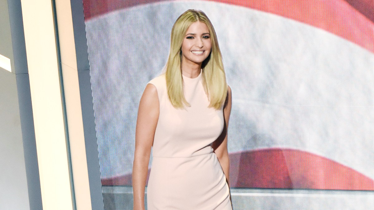 5a1bfd6c414 Ivanka Trump Nails RNC Style With  138 Dress