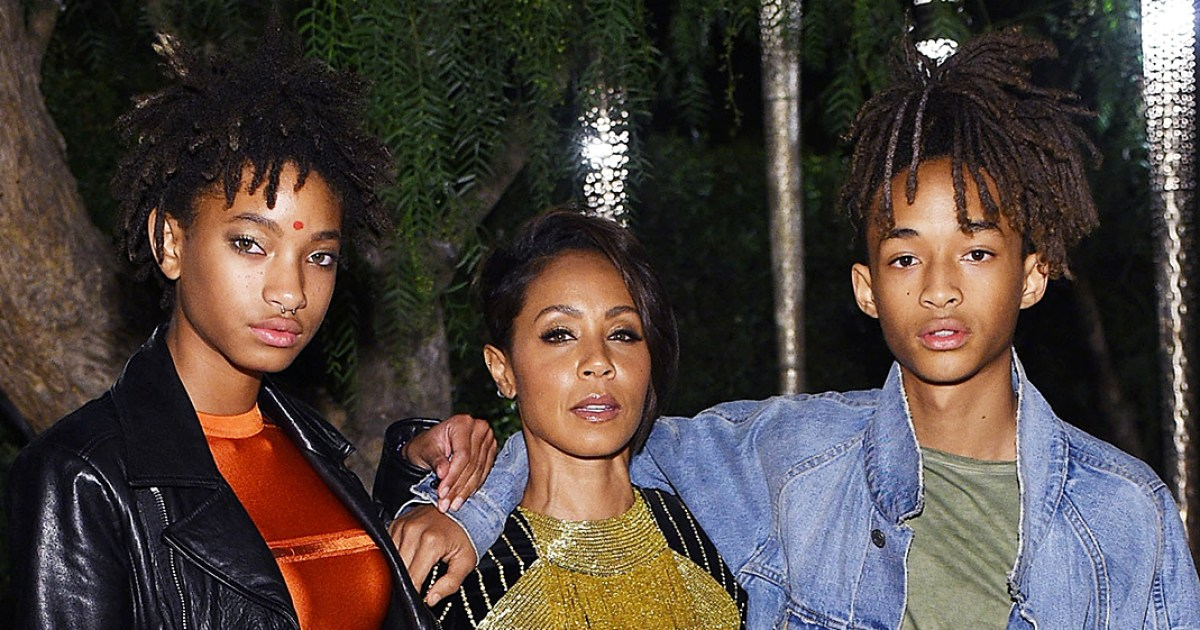 Jada pinkett smith jaden and willow have moved out voltagebd Image collections