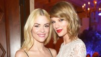 Jaime King and Taylor Swift