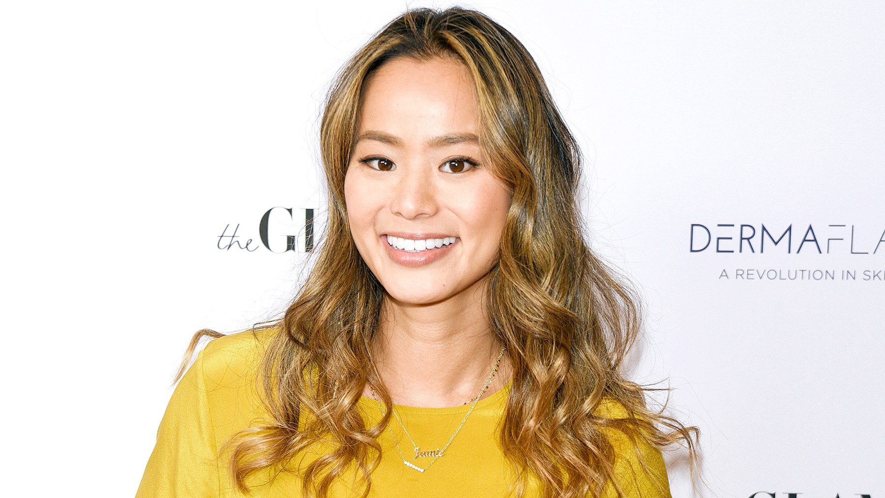 Jamie Chung attends The Glam App x DERMAFLASH Host Pre-Oscars Suite at Peninsula Hotel on February 24, 2017 in Beverly Hills, California.