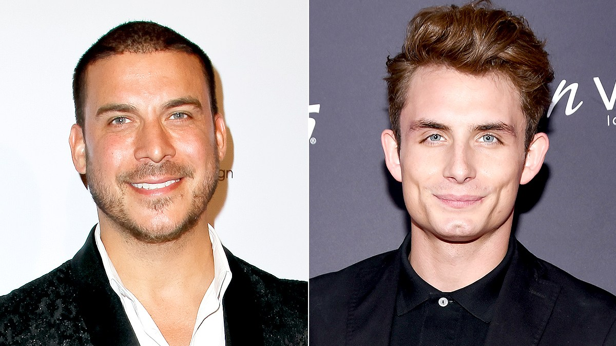 Jax Taylor and James Kennedy