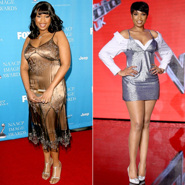 Jennifer Hudson At The Naacp Awards In 2006 Jennifer Hudson Attends The Final Of The