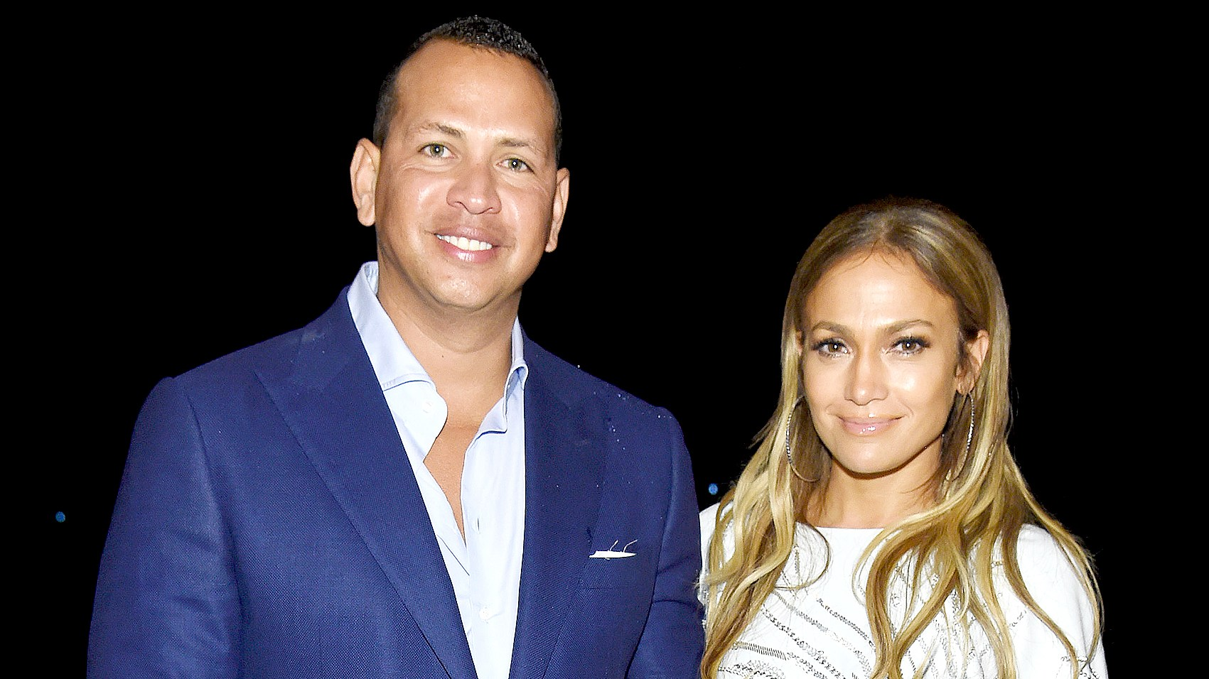 Alex Rodriguez and Jennifer Lopez attend Apollo in the Hamptons 2017: hosted by Ronald O. Perelman at The Creeks on August 12, 2017 in East Hampton, New York.