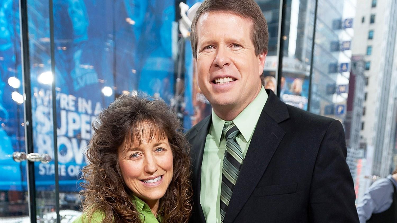 Michelle Duggar and Jim Bob Duggar