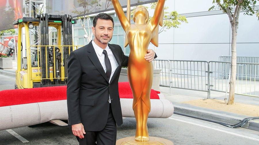 Jimmy Kimmel 2016 Emmy Awards