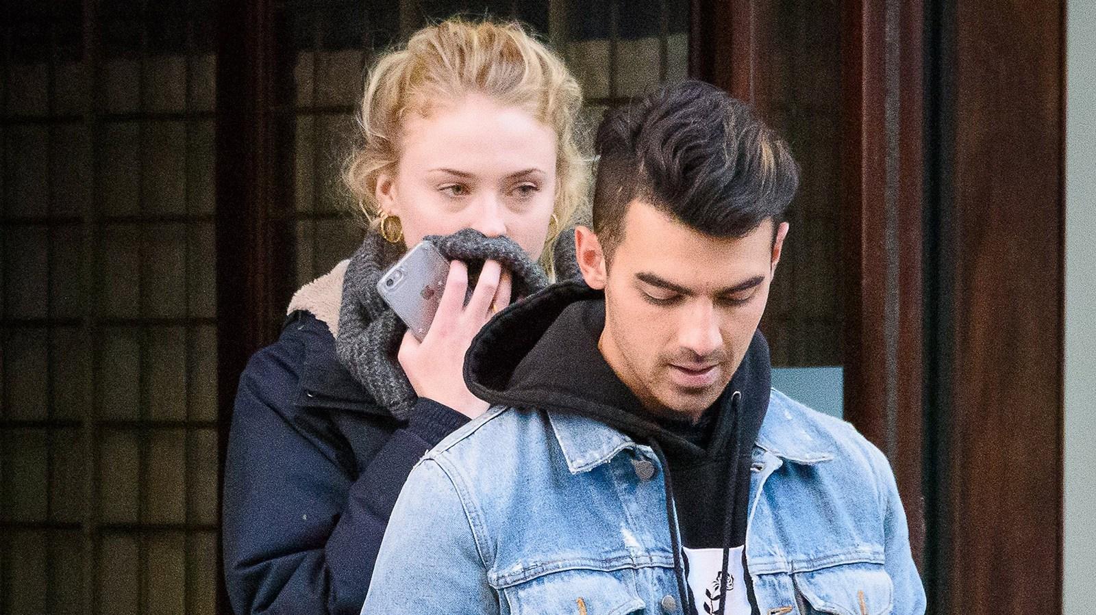 Sophia Turner & Joe Jonas