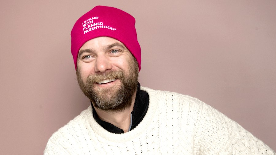 Joshua Jackson poses for a portrait to promote Women's March on Main at the Music Lodge during the Sundance Film Festival on Saturday, Jan. 21, 2017, in Park City, Utah.