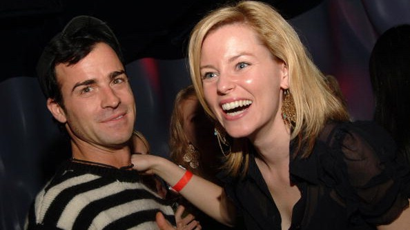 Justin Theroux and Elizabeth Banks