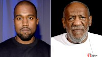 Kanye West and Bill Cosby