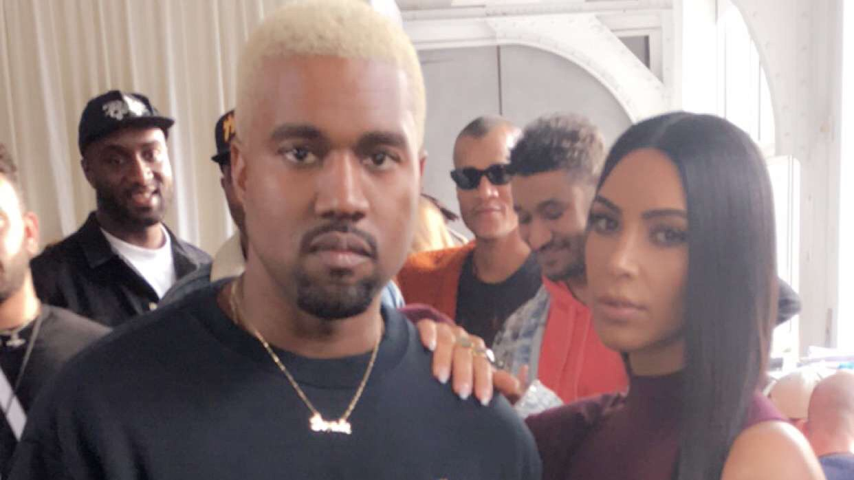 Kim Kardashian 'So Proud' of Kanye West After Yeezy Season 5 Show