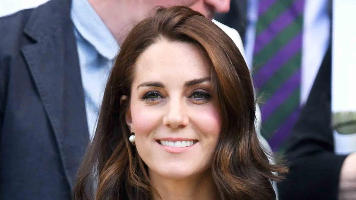 Duchess Kate Debuts Stunning Haircut At Wimbledon