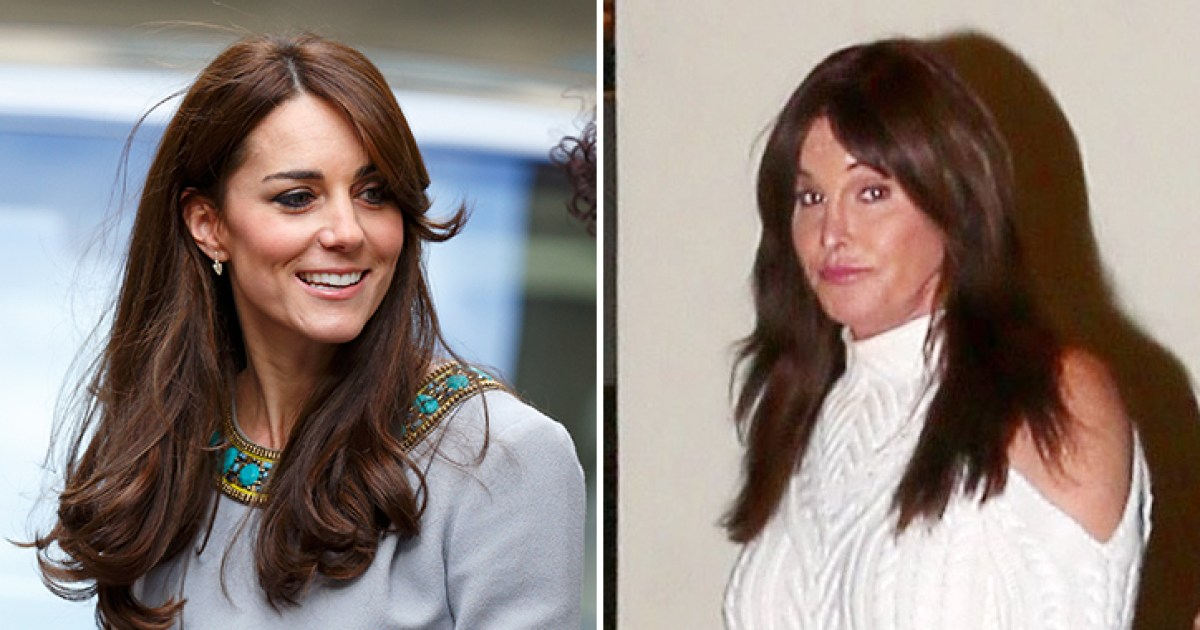 Caitlyn Jenner S New Haircut Looks Like Kate Middleton S