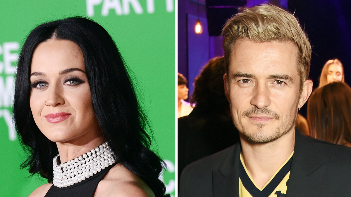 Katy Perry Orlando Bloom Sing Karaoke At Friends B Day Party
