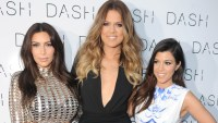 Keeping Up With the Kardashians, Kris Jenner, Kourtney Kardashian, Kim Kardashian