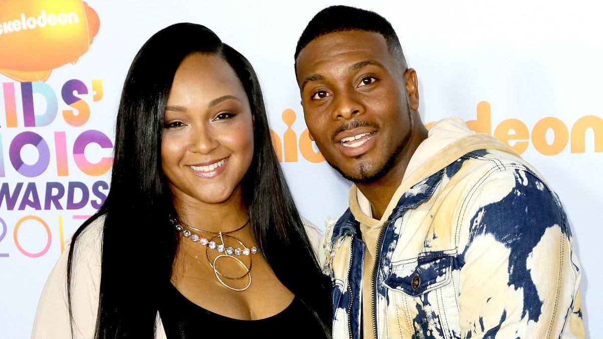 Kel Mitchell with cool, Wife Asia Lee