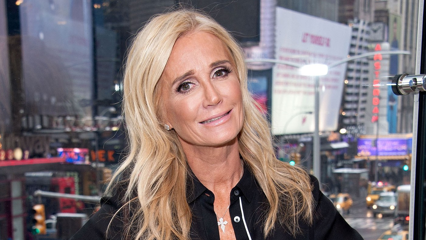 Kim Richards is going to be a grandma!