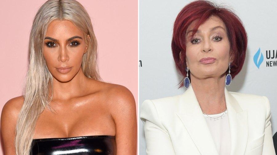 Kim Kardashian, Sharon Osbourne, Feminist, Nude Selfies