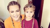 Khloe Kardashian and Penelope