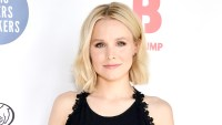 Kristen Bell attends the Bump Moms: Movers And Makers Awards at The Millwick on May 3, 2016 in L.A.