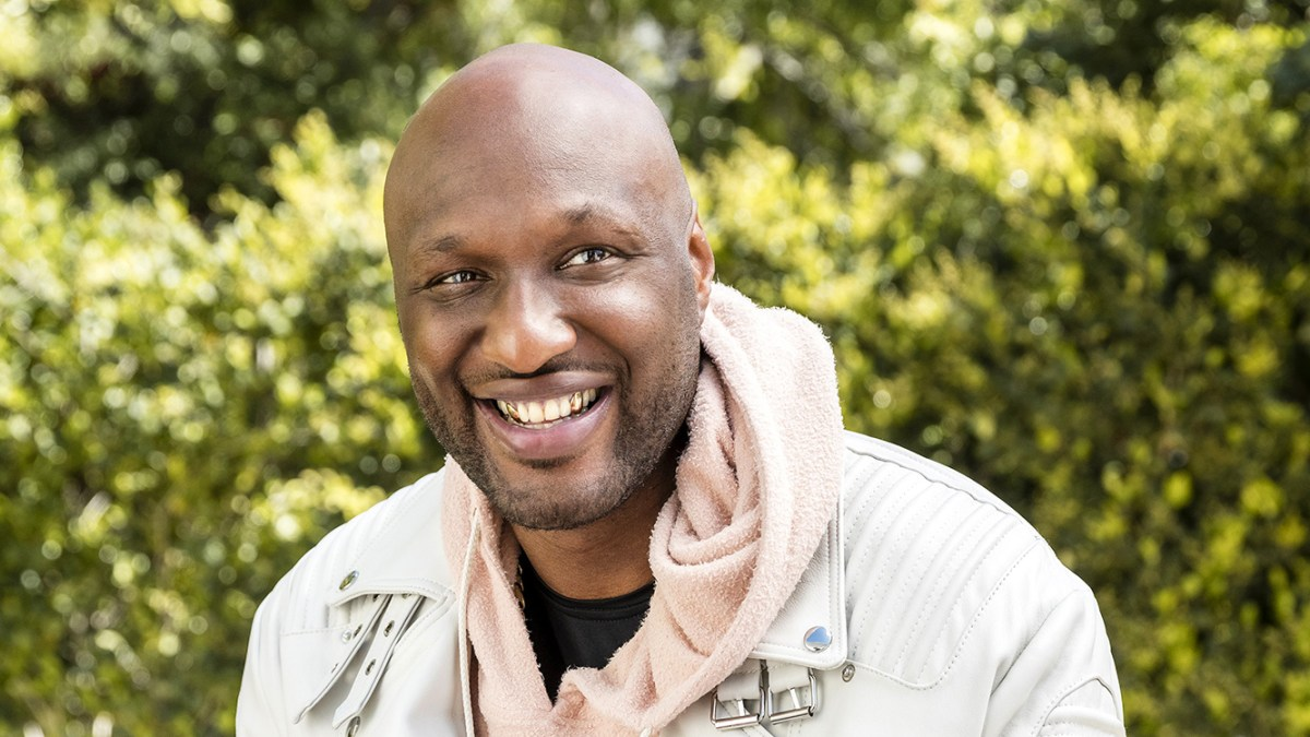 Lamar Odom Breaks His Silence