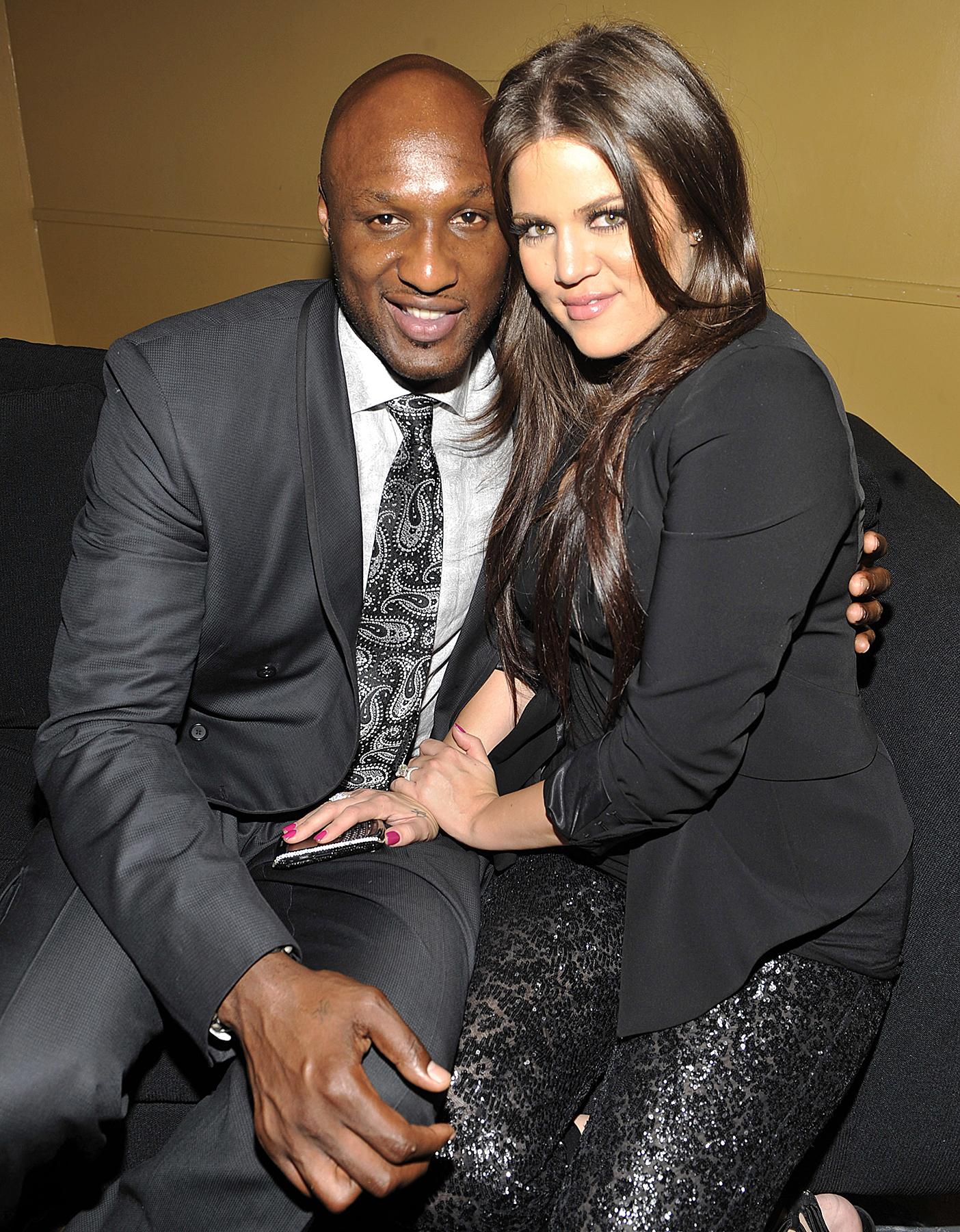 Khloe kardashian and lamar hookup again