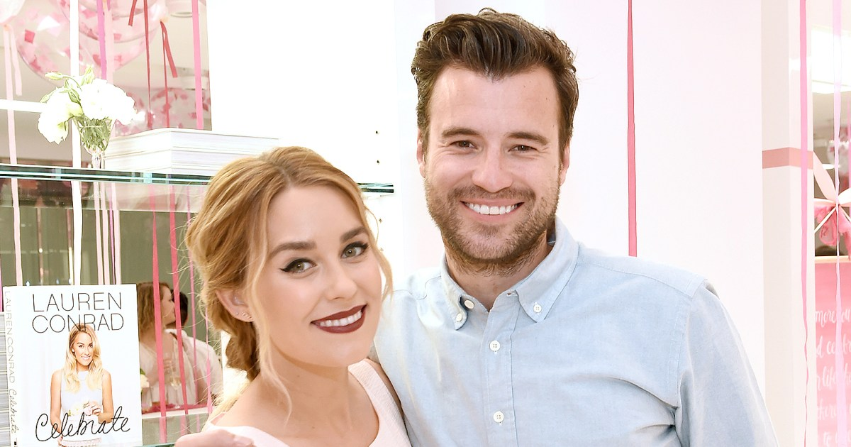 Lauren Conrad Looks Radiant in Floral Outfit as She
