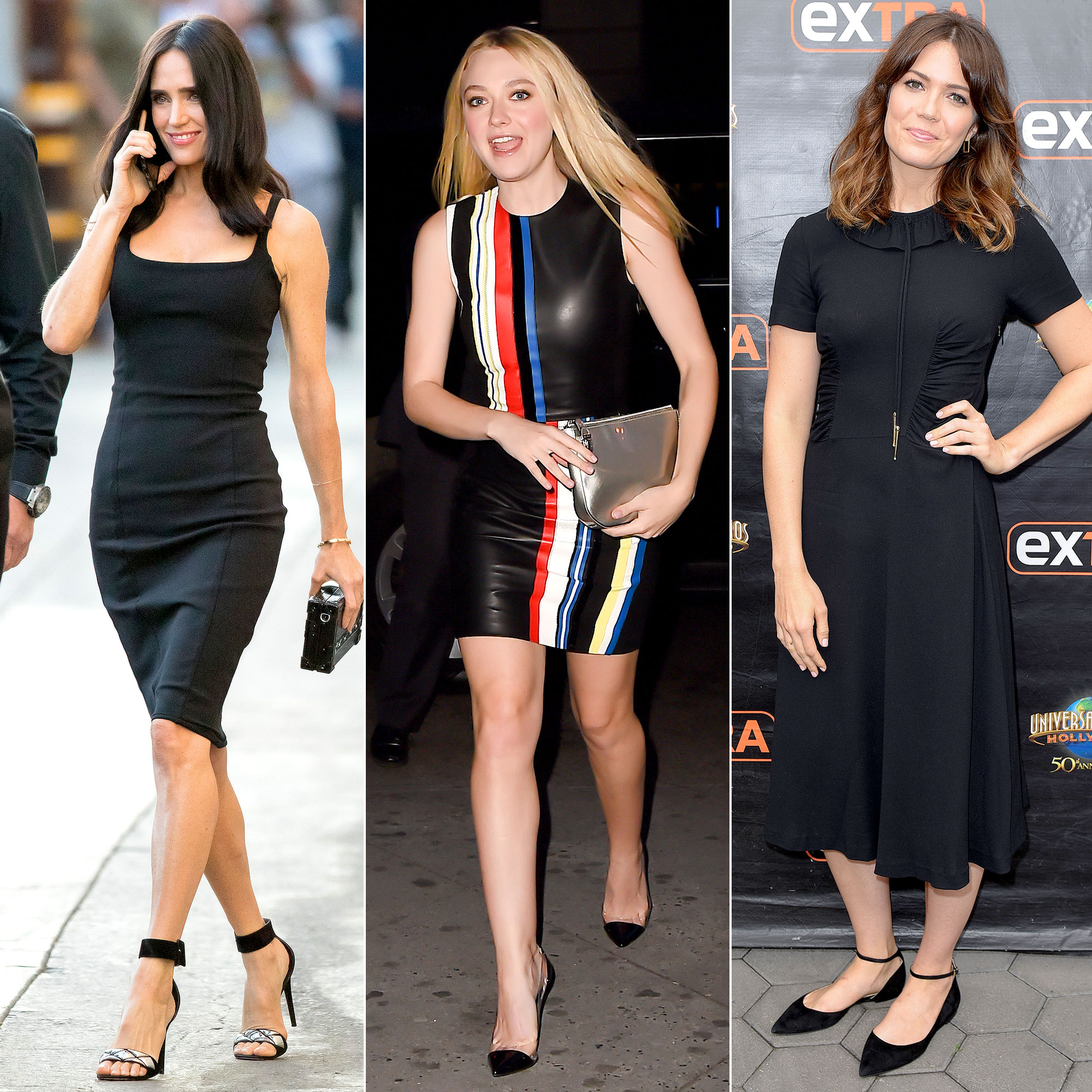Jennifer Connelly, Dakota Fanning, Mandy Moore
