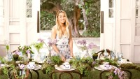 Lauren Conrad Guest Editor Birthday Party Tea Party