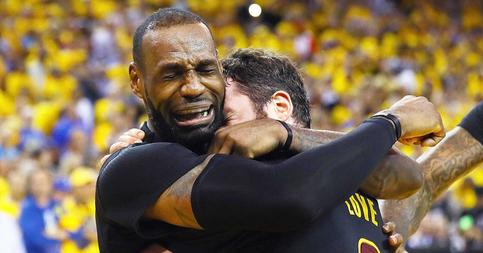 NBA Finals 2016: Best Memes of LeBron James, Stephen Curry