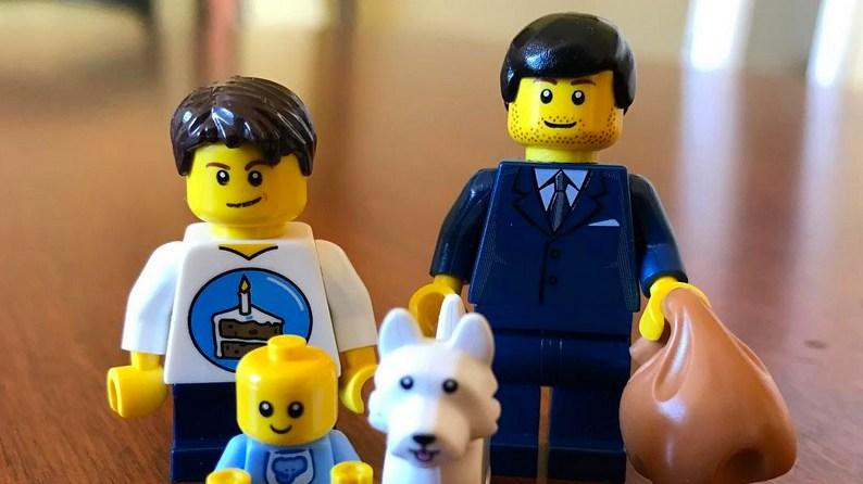 Lego Dad